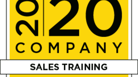 2018 Top Sales Training Companies